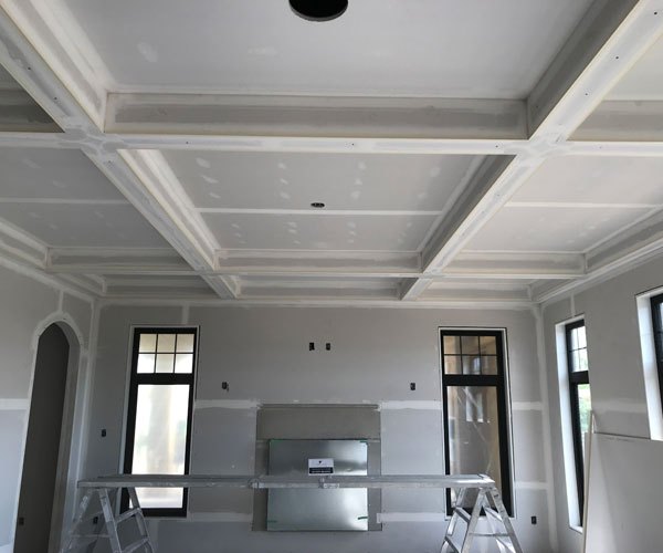 Custom Design Box Ceiling