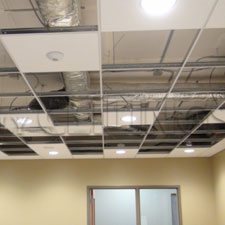 Dropped Ceiling
